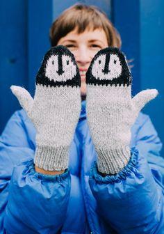 AnnaMaltz.com — Penguin A Knit Collection