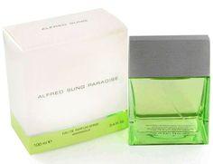 Alfred Sung Paradise 3.4 oz Eau De Parfum (EDP) Spray Fragrance For Women NIB #AlfredSung