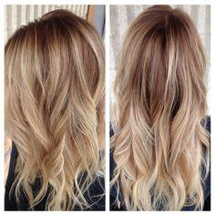 Soft Seemless balayage by McKenzie @seasonssalonanddayspa #seasonssalon #lorealpro #color #colorspecialist #newhair #newstyle #balayage #blonde #blondeshavemorefun #Padgram