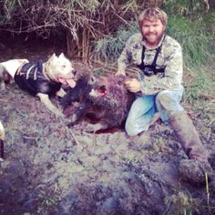 1000+ images about hog hunting with dogs on Pinterest ...