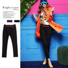 Women's Slim Casual Tapered Pants - $54.50 | zoesshop