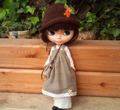 Little Forest Girl dress by RainbowDaisies on Etsy