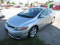 2007 Honda Civic EX Coupe