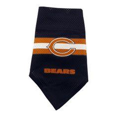 Chicago Bears Dog Collar Bandana  - PetSmart