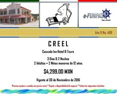 e-FUNPASS Año 11 No. 469 :) Creel