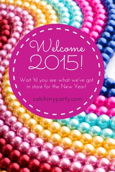 Happy New Year from Catch My Party!