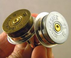 I got a request to make a shotgun shell ring in a smaller size than what was available in my Etsy shop, and the request included the possibi. Shotgun Shell Art, Shotgun Shell Crafts, Shotgun Shell Jewelry, Shotgun Shells, Ammo Crafts, Bullet Crafts, Diy Crafts Jewelry, Handmade Jewelry, Bullet Shell Jewelry