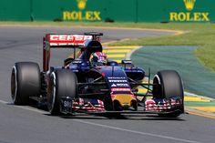 Max Verstappen (Scuderia Toro Rosso, STR10), Race op Zondag voor de  Formule 1 Grand Prix van Australië op Melbourne Grand Prix Circuit.
