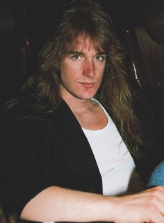 David Ellefson (April/1989/Burrn!)