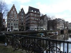 Amsterdams Canals | Best places in the World