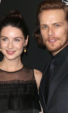 Sam and Cait at GGA