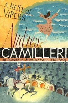 From 7.39:A Nest Of Vipers (inspector Montalbano Mysteries) | Shopods.com