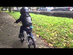 Arlo has his first go on a 2 wheeled Early Rider pedal bike and he's a natural. Epic soundtrack provided by the Hypnotic Brass Band. Wheels Of Fire, Brass Band, Bicycle, Bike, Bicycle Kick, Bicycles