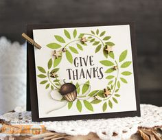 sramps tv cards | ... Autumn StampTV Kit Inspiration Hop - Day 2 - Just Give Me…