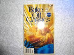 Bake Off Classics Cookbook-1979