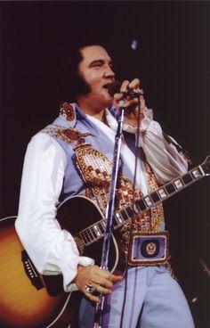 Elvis - Atlanta, GA - June 1976