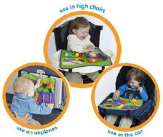 airplane tray cover   Star Kids Play-n-Go Travel Tray Cover Toy Mat- Airplane, Highchair