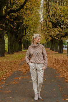 Herbstliche Farben für einen kuscheligen Sonntag - jetzt auf dem Blog