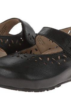 Aetrex Cheryl Mary Jane (Black) Women's Maryjane Shoes - Aetrex, Cheryl Mary Jane, SC900-001, Footwear Closed Maryjane, Maryjane, Closed Footwear, Footwear, Shoes, Gift - Outfit Ideas And Street Style 2017