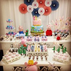 Peppa Pig Party #bystephpapelariapersonalizada #easter