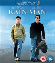 rain Man Self-centred car exporter Charlie Babbitt (Tom Cruise) attends his estranged fathers funeral to collect his inheritance. To his surprise he discovers the money is going to Raymond (Dustin Hoffman) the http://www.MightGet.com/january-2017-12/rain-man.asp