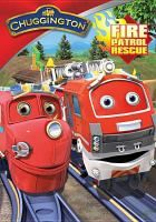 "Chuggington. Fire patrol rescue ""There's a new fire Chugger in town and his name is Asher! Wilson sets out on Fire Patrol with his new friend Asher and later enters them into a friendly contest of Chug Patrol versus Speed Fleet in 'The Chuggington Track Dash!' Wilson, Asher, Brewster and the others discover the importance of being helpers and working together as a community."""