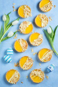 picante-jalapeno.blogspot.com: WIelkanocne tartaletki z lemon curd