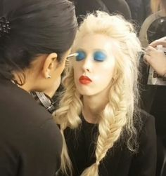 Backstage stories jeanpaulgaultier Paris haute culture