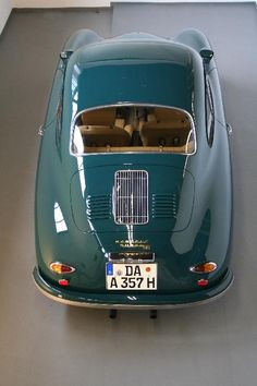 1966 Porsche 356 T2-A Coupé.. my cousin Horacio's car.. saw it in 1978.. it was metallic gold with flat black trim and very wide tires.. The Romeros always had nice rides.. I have vivid memories of the house in 1960.. I was 4 years old