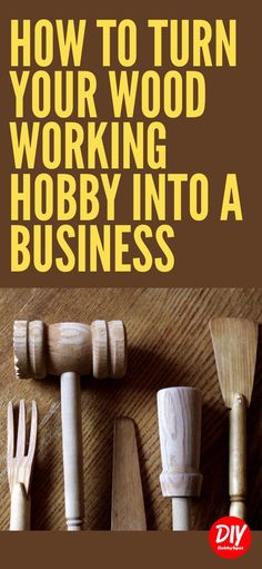 Turning Woodworking From Hobby to Business, Diy And Crafts, Wouldn't it be great to earn extra money doing stuff you love? Turn your hobby into a woodworking business. Find out how. Hobbies For Couples, Hobbies For Women, Hobbies To Try, Hobbies That Make Money, Cheap Hobbies, Woodworking Shows, Woodworking For Kids, Custom Woodworking, Woodworking Projects Plans