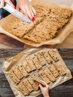 Dairy Free Recipes, Low Carb Recipes, Baking Recipes, Felt Food, Muesli, Healthy Desserts, No Bake Cake, Cas, Sweet Recipes