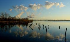 Detroit River, Wyandotte | Kate Manley Photography
