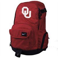 Nike Oklahoma Sooners Crimson Fundamentals Fullfare Backpack