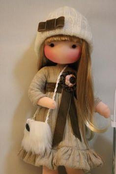 poupées de Eliana Maria Lopez