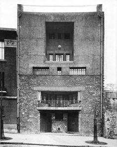 Tristan Tzara House, Paris 1926 Adolf Loos