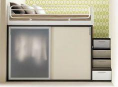 Multifunktionales Schlafzimmer gestalten - für kleine Räume angebracht