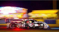 Audi e-tron Quattro - Le Mans