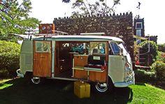 Vintage VW Camper by tundra-timmy