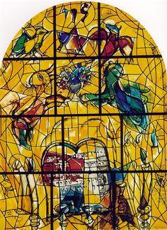 [Israël] - Les Vitraux de Chagall - Jerusalem