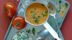 Veggie Recipes, Thai Red Curry, Risotto, Food And Drink, Vegan, Vegetables, Ethnic Recipes, Mat, Vegetable Recipes