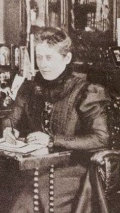 "Franziska (Fanny) Feifalik-Angerer Hairdresser of ""Sissi"" -Empress Elizabeth of Austria"