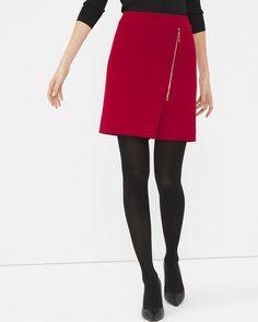 Red Boot Skirt