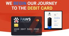 Campaign begins to get PAWS to debit card