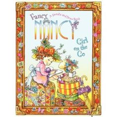 Fancy Nancy: Girl on the Go: A Doodle and Draw Book out January 24th, 2012