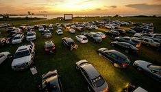 This Is the Summer of the Drive-In Theater From longtime establishments to pop-up venues, this 20th-century attraction is providing a safe, socially distanced activity