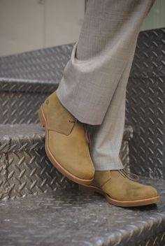 UGG Australia's leather chukka boot for men - the #Westly for #Fall #UGG4Men