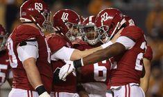 Football Usa, College Football Playoff, Crimson Tide Football, Alabama Football, Alabama Crimson Tide, Football Players, Football Helmets, Football Updates, Usa Today Sports