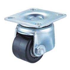 Small Heavy Duty Casters Material Pa Wheel Size O50mm X 38mm