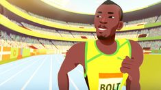 Introducing The Boy Who Learned To Fly, an animated film based on the life of Usain Bolt. See the full film at Gatorade.com on 7/19.