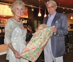 With the help of Bristol, Va., businessman Bobby Griffin, speaker and author Ruth Graham - daughter of evangelist Billy Graham - is promoting her apron without strings.
